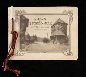 Views in Tuxedo Park, published by George Dart, Tuxedo, New York