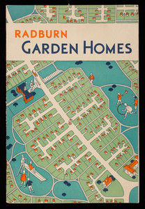 Radburn Garden Homes, City Housing Corporation, 18 East 48th Street, New York, New York