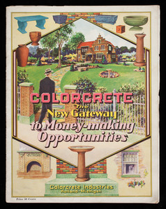 Colorcrete, the new gateway of money-making opportunities, Colorcrete Industries, Holland, Michigan