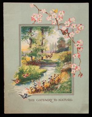 Gateway to nature, Nelson Doubleday, Inc., Garden City, New York