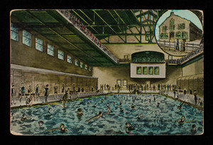 New Bath House, Revere Beach