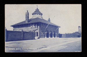 State Bath House, Revere Beach, Mass.