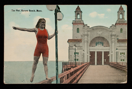 The Pier, Revere Beach, Mass.