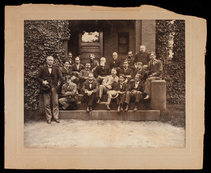 Philips Andover Academy Faculty, 1898