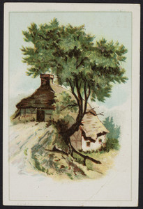 Trade card for The S.L. House Co., pianos, Chicago, Illinois, undated