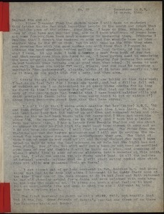 Letter from Maida Riggs to Alfred D. Riggs and Winifred L. Riggs