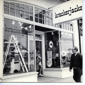 Exterior of the Krackerjacks - Paraphernalia store in Hyannis, Mass.