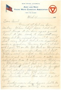 Letter from Phillip N. Pike to Anna Raycroft