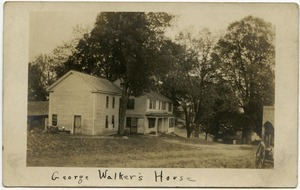George Walker's house