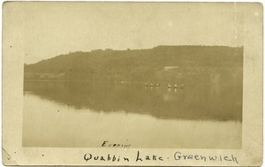 Evening, Quabbin Lake, Greenwich