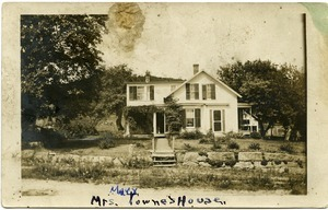 Mrs. Towne's house