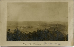 From Mt. Pomeroy, Greenwich