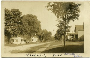 Hardwick Road: Caswell's, Giffin's