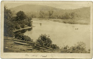 The mill pond