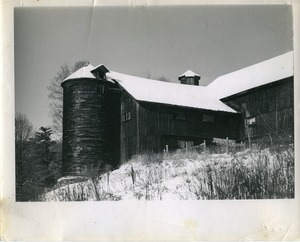 Barn at Montague Farm Commune