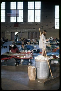 Cleaning up last day: Occupation of the Seabrook Nuclear Power Plant
