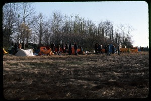Camp day 2, waiting: Occupation of the Seabrook Nuclear Power Plant