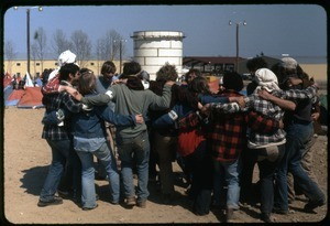 Affinity group dance: Occupation of the Seabrook Nuclear Power Plant