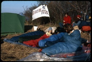 Waking up day 2: Occupation of the Seabrook Nuclear Power Plant