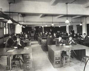 Young's Biology Class (1917)