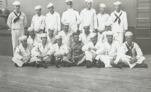 Bible Class on the USS Wyoming