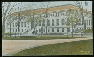 Public Library in Springfield, MA (1913)
