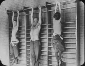 Hanging, Primary Position