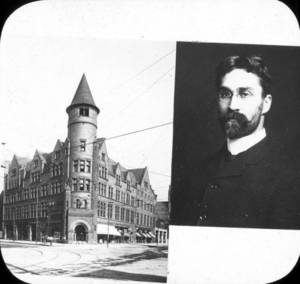 William Kinnicutt and Cleveland YMCA