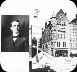 Arthur Cotton and Albany YMCA