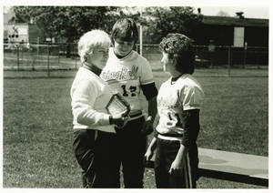 The Dedication of Potter Field at Springfield College, 1986