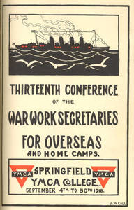 13th War Work Conference (September 1918)