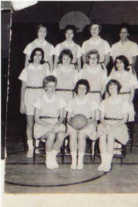 SC Women's Varsity Basketball Team (1964)