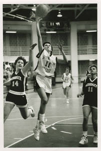Shelley Antone Layup (c. 1988)