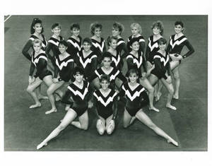 SC Women's Gymnastics Team (1989-1990)