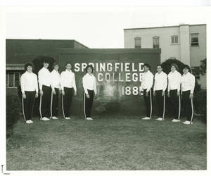 SC Women's Gymnastics Team (1979-1980)