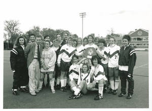 Springfield College Women's Soccer Team (1992)