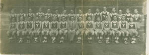 Argentine Basketball Championship Team (February 2, 1935)