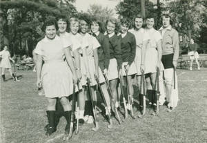 Early SC Field Hockey Team