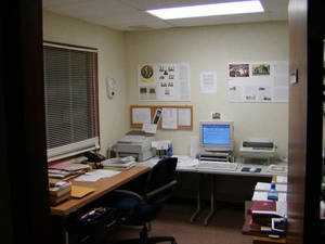 Archives Office at the Brennan Center, c. 2002