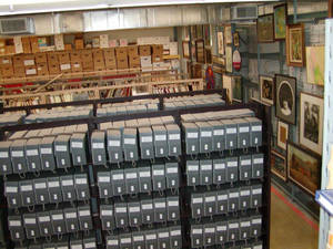 Archives and Special Collections at the Brennan Center, c. 2002