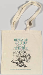 Beware of the holy whore : Edvard Munch, Lene Berg and the dilemma of emancipation : bag