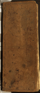 Worthington (Mass.) Tavern Account Book, 1826-1854
