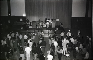 Dance with The Maze, Student Union ballroom