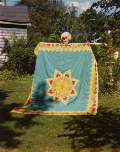 Winifred D. Sayer and the Clamshell Sun Quilt