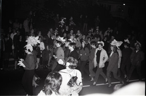 Homecoming Parade (versus the University of Rhode Island)