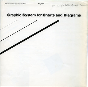 Graphic system for charts and diagrams