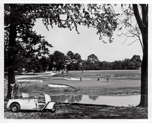Golden Horseshoe Golf Course photograph