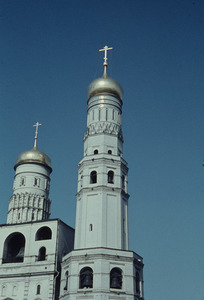 Dome of Ivan the Great Bell Tower
