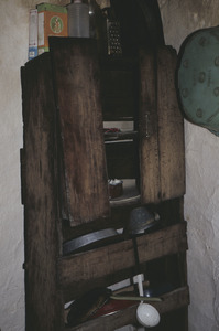 19th century cupboard