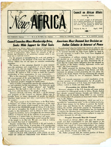 New Africa, volume 8, number 4 [fragment]
